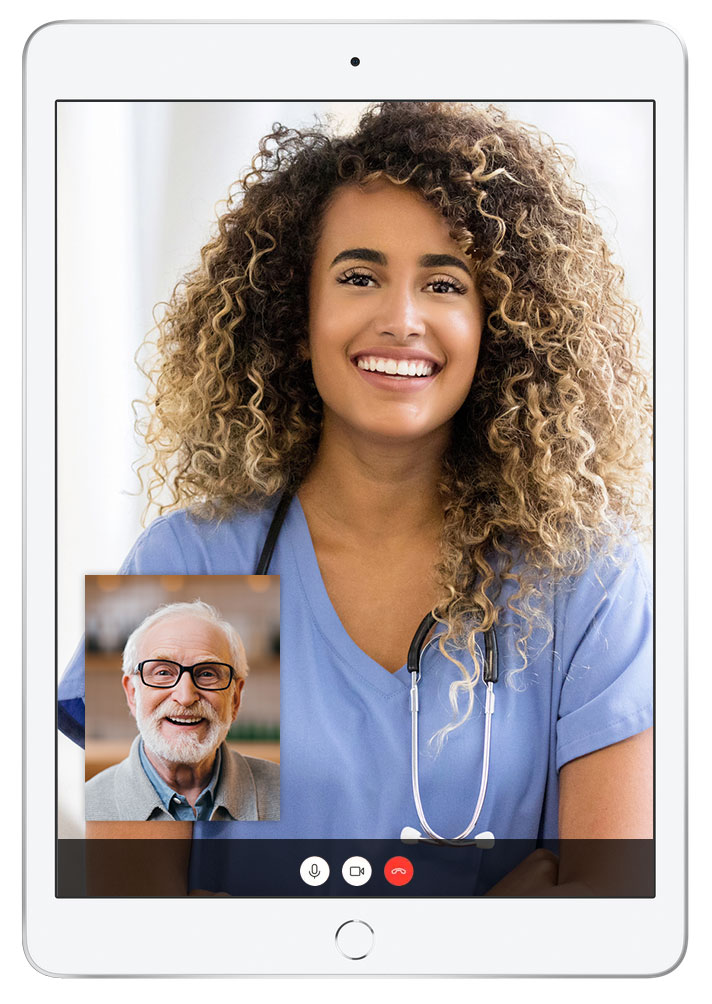 TELEHEALTH when it's needed most